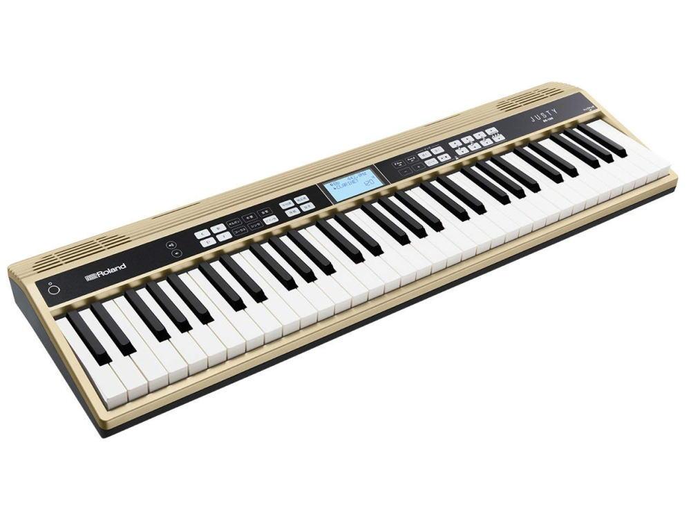 吹奏楽や合唱の基礎練習に効果的な機能を搭載したキーボード 送料無料 Roland ローランド 開店祝い HK-100 リズム練習用キーボード ハーモニー 日本産