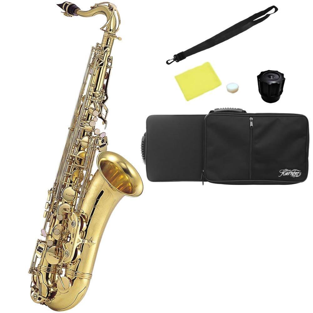 【管楽器】テナーサックス Kaerntner KTN65