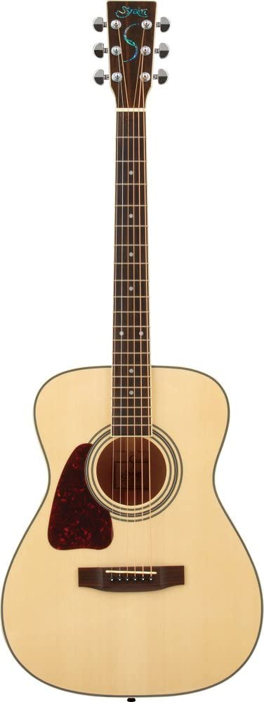 【S.Yairi ヤイリ】 Traditional Series アコースティックギターレフトハンドモデル YF-3M-LH/N ナチュラル