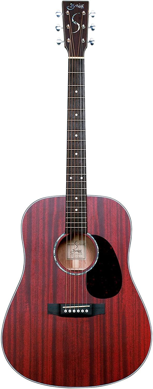 【S.Yairi ヤイリ】 Traditional Series アコースティックギター YD-4M/WR ワインレッド