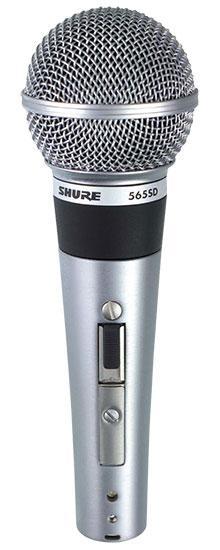 *【SHURE(シュア) マイク】 565SD-LC