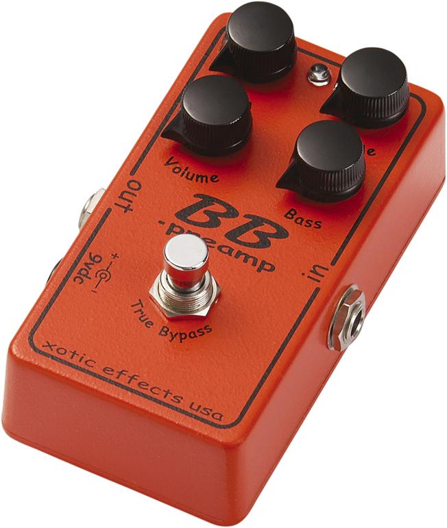 *【Xotic(エキゾチック)エフェクター】BB PREAMP PREAMP, ココチモの通販ショップ:7b3d47d4 --- imreceptionist.com