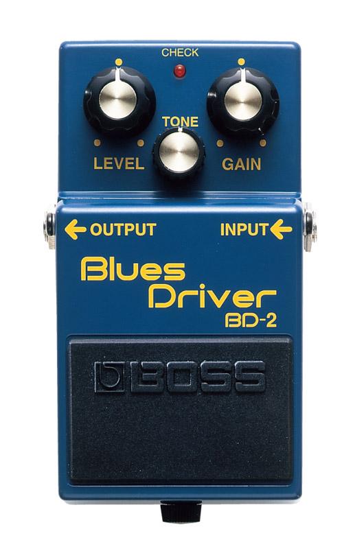 *【定番】【BOSS(ボス)エフェクター】BD-2(ブルース・ドライバー)