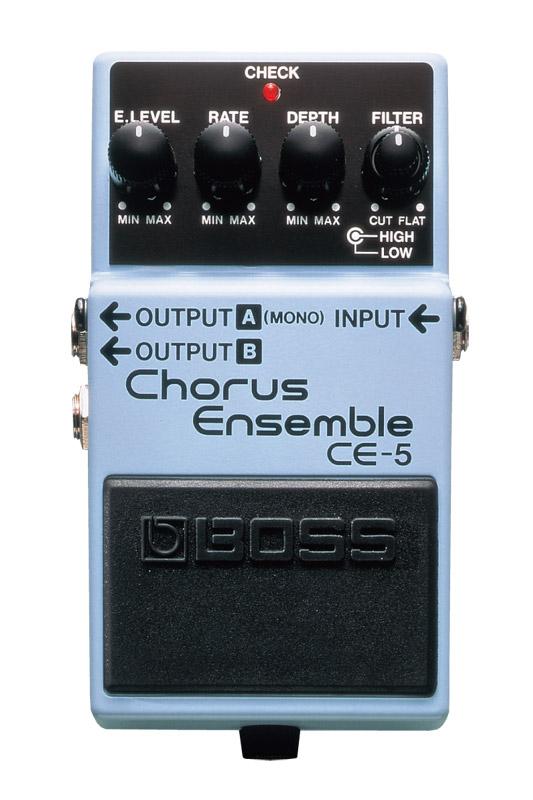 *【BOSS(ボス)エフェクター】CE-5(コーラス・アンサンブル)