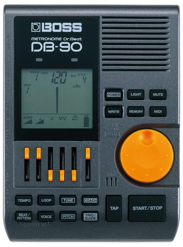 *【ドクタービート】【BOSS(ボス)】DB-90(メトロノーム)