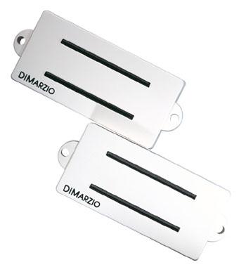 *【ピックアップ】【DiMarzio(ディマジオ)】 DP127 ベース用ピックアップ P Split