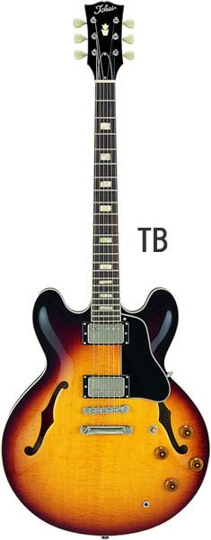 【代引不可】【TOKAI(トーカイ) エレキギター】VINTAGEシリーズ ES160/TB