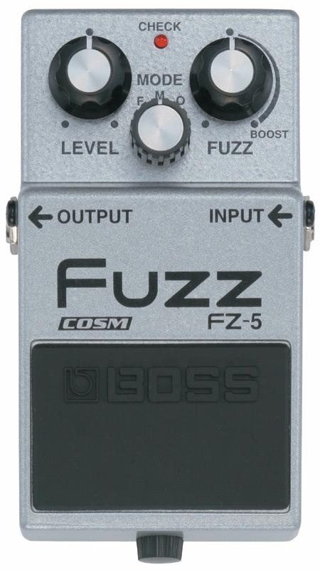 *【歪み系】【BOSS(ボス)エフェクター】FZ-5(ファズ)