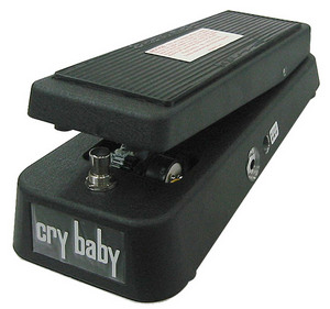 *【ワウペダル】DUNLOPcry baby GCB-95