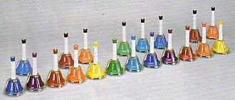 *【ハンドベル・ミュージックベル】 ミュージックベル(全音)タッチ式タイプ・カラー20音, 35PLUS-家具の35プラス-:5545bf68 --- officewill.xsrv.jp