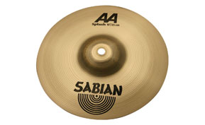 *【SABIAN(セイビアン)】【シンバル】AA Splash AA-10SP スプラッシュ 10インチ