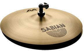 *【SABIAN(セイビアン)】【シンバル】AA Rock Hats AA-14BRH ボトム ハイハット 14インチ