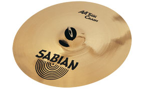 *【SABIAN(セイビアン)】【シンバル】AA Thin Crash AA-16TC クラッシュ 16インチ