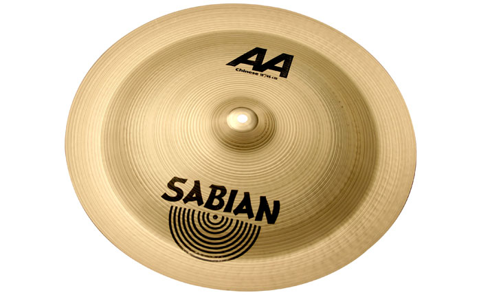 *【SABIAN(セイビアン)】【シンバル】AA Chinese AA-20C チャイナシンバル 20インチ