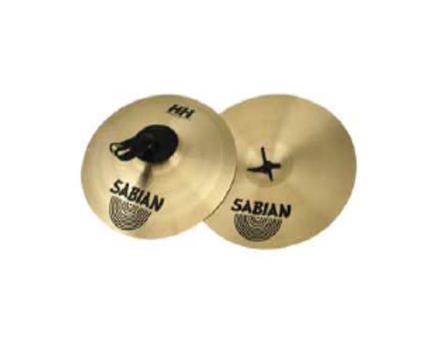 *【SABIAN(セイビアン)】【HH ニュー・シンフォニック シリーズ】コンサートシンバル ミディアムライト HH-18NSML  18インチ