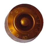 【SCUD】【ノブ】スピードノブ KA-110I インチサイズ(アンバー)