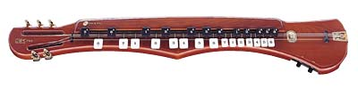 *【和楽器】【SUZUKI・鈴木(スズキ)大正琴】電気大正琴 こはくアルト