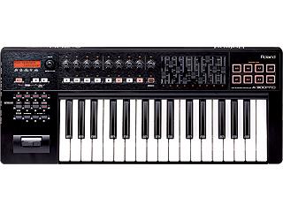 *【Roland(ローランド)】【MIDIキーボード】MIDIキーボード コントローラー A-300PRO-R
