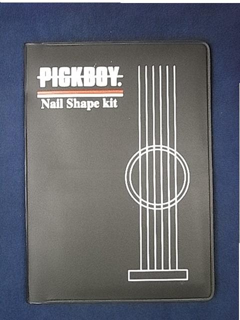 爪のお手入れに必要なモノ全て入ってます 期間限定で特別価格 PICKBOY ピックボーイ 爪磨きセット 交換無料 NS-90 ネイルシェイプキット NS90