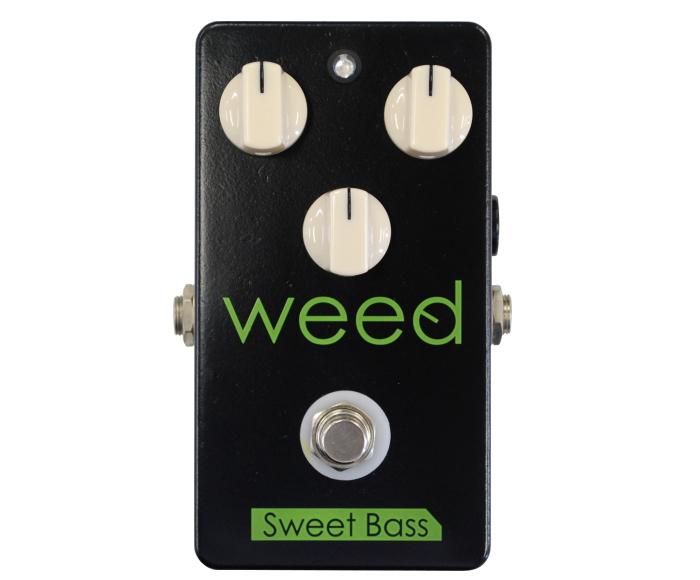 【高知インター店】 *【weed】【ベース用オーバードライブ】Sweet Bass, trip:08205572 --- canoncity.azurewebsites.net