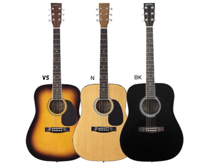 *【代引不可】【SepiaCrue(セピアクルー)アコースティックギター】WG10 3点セット