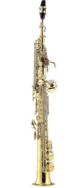 【宅配便発送】【入門用ソプラノサックス】【管楽器】ケルントナー KSP65