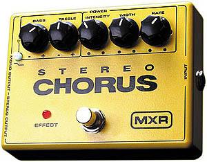 *【エフェクター】DUNLOPMXR M-134 STEREO CHORUS