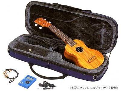 *【Famous(フェイマス) ウクレレセット】YF-2 SET