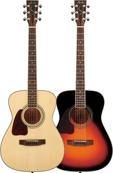 *【S.Yairi】 【レフトハンドモデル】【代引不可】アコースティックギター YF-43/LH