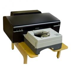 オートローダー付ディスクレーベルプリンターNimbieSidekick NK50VP2 100枚連続印刷 インクジェット方式