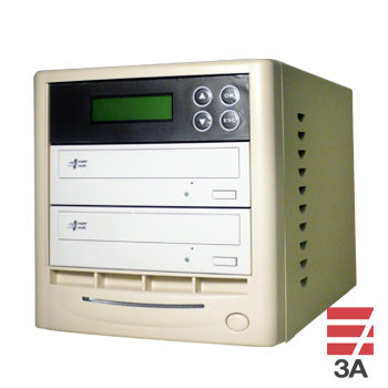 DVDデュプリケーター R1-LBW(日本語表示)