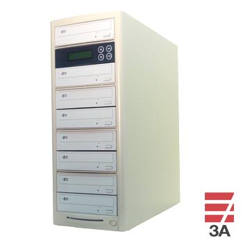 DVDデュプリケーターR7-LBW(日本語表示)