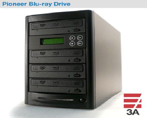 ブルーレイデュプリケーターBD-SP3+HDD1TB パイオニアドライブ搭載(日本語表示)