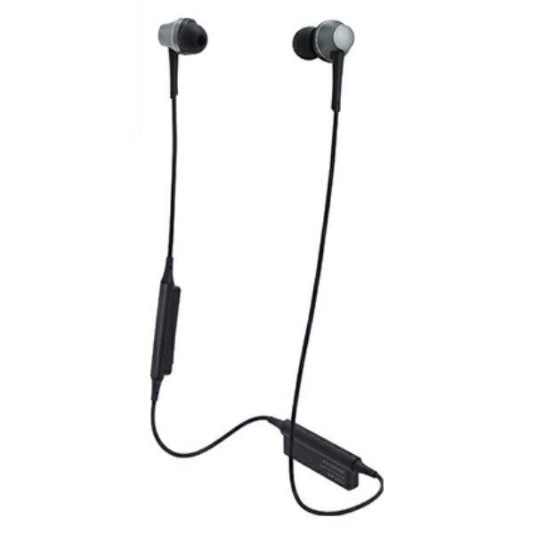 エントリー最大ポイント4倍!【送料無料】オーディオテクニカ Bluetooth ワイヤレスヘッドホン aptx/AAC対応 ガンメタリック ATH-CKR75BTGM