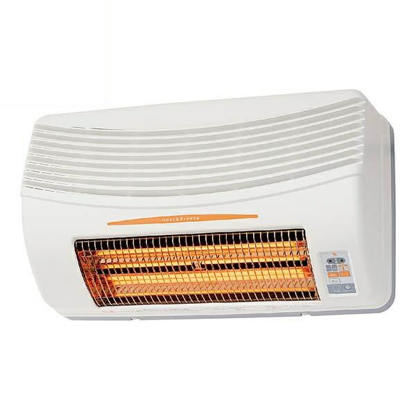 ポイント5倍!【送料無料】高須産業 浴室換気乾燥暖房機 換気扇内蔵タイプ 壁面取付型 BF-861RGA