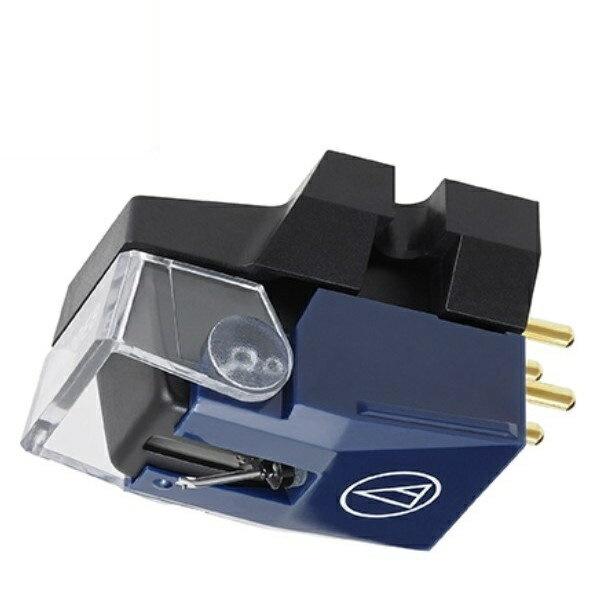 【送料無料】オーディオテクニカ VM型(デュアルマグネット)ステレオカートリッジ VM520EB