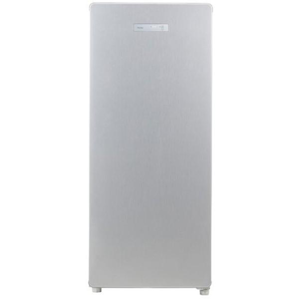 カードでポイント5倍!【送料無料】ハイアール 冷凍庫 1ドア 138L シルバー フリーザー JF-NUF138B-S