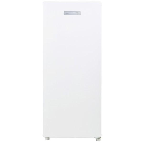 【送料無料】ハイアール 冷凍庫 1ドア 138L ホワイト フリーザー JF-NUF138B-W