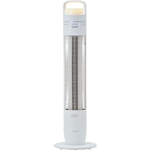 ポイント5倍 ホワイト スリムファン!【送料無料】アピックス LEDタワーファン タワー型扇風機 ホワイト リビングファン リモコン付 AFT-848R-WH リビングファン スリムファン 扇風機, 第6モジュール:8832f6e7 --- officewill.xsrv.jp