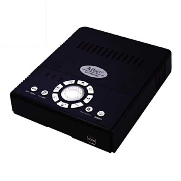 ポイント5倍!【送料無料】オルタプラス H.264 HDDレコーダー 1TB AD-N401T