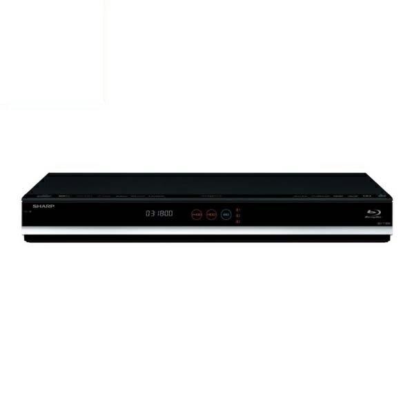 ポイント5倍!【送料無料】シャープ AQUOS ブルーレイディスクレコーダー 1TB トリプルチューナー BD-T1800