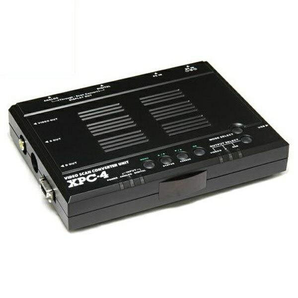 カードでポイント5倍!【送料無料】マイコンソフト フルデジタル・ビデオスキャンコンバーター・ユニット XPC-4 N DP3913546 電波新聞社