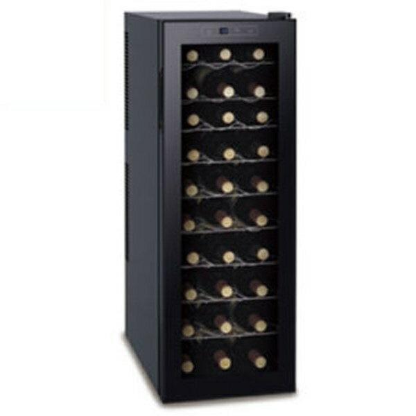 ポイント5倍!【送料無料】家庭用ワインセラー 30本収納 静振動ペルチャ方式 D-STYLIST KK-00239