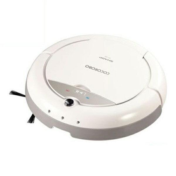 【送料無料】シャープ ロボット家電 COCOROBO エントリーモデル RX-V50-W