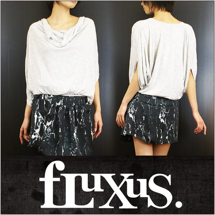 FLUXUS フルクサス バタフライトップ BUTTERFLY TOP