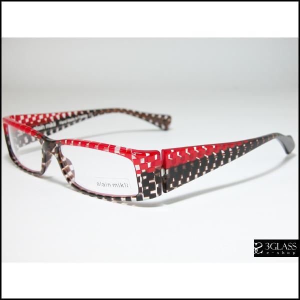 (then,j.d) Alain mikli eyewear AL0412 colour 0100 men's sunglasses