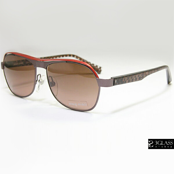 alain mikli アランミクリ サングラスAL1121 カラー M042 メンズ メガネ サングラス 眼鏡【ありがとう】【店頭受取対応商品】