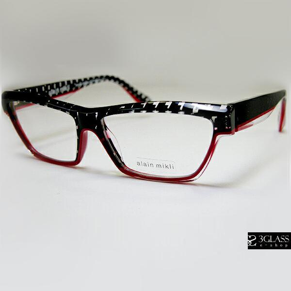 alain mikli アランミクリ メガネ アペサンター AO3045 カラーMC027(正規品) メンズ メガネ サングラス 眼鏡【ありがとう】【店頭受取対応商品】