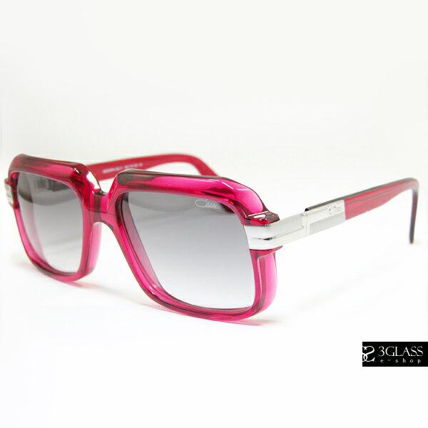 CAZAL(カザール)607モデル 0006カラー【3GLASS e-sop】 メンズ メガネ サングラス【店頭受取対応商品】