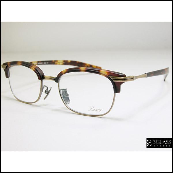 Lunor( ルノア) Combi95 color AG men glasses sunglasses